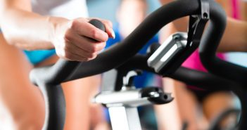 exercise bike social media image