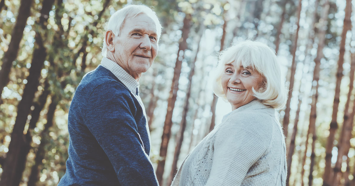 Senior citizen dating advice