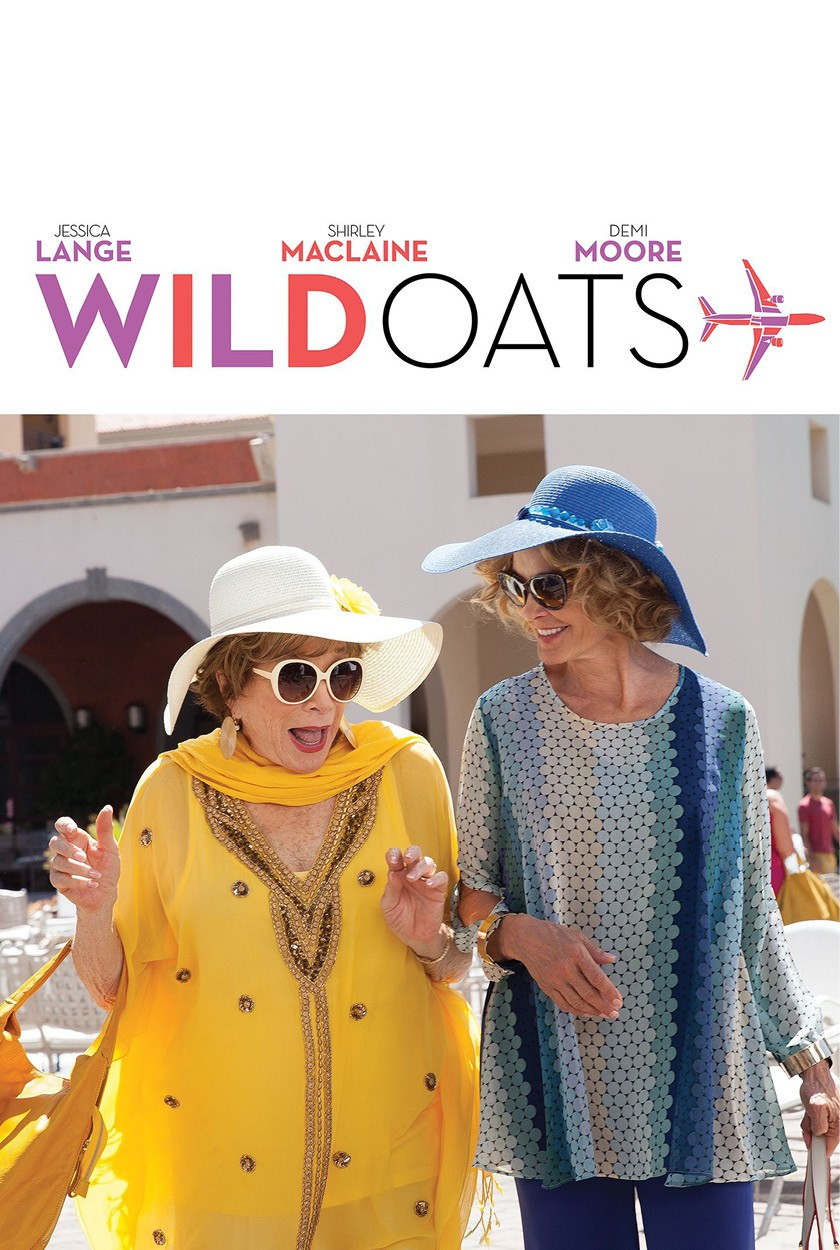 "Shirley MacLaine in ""Wild Oats"" on DVD"