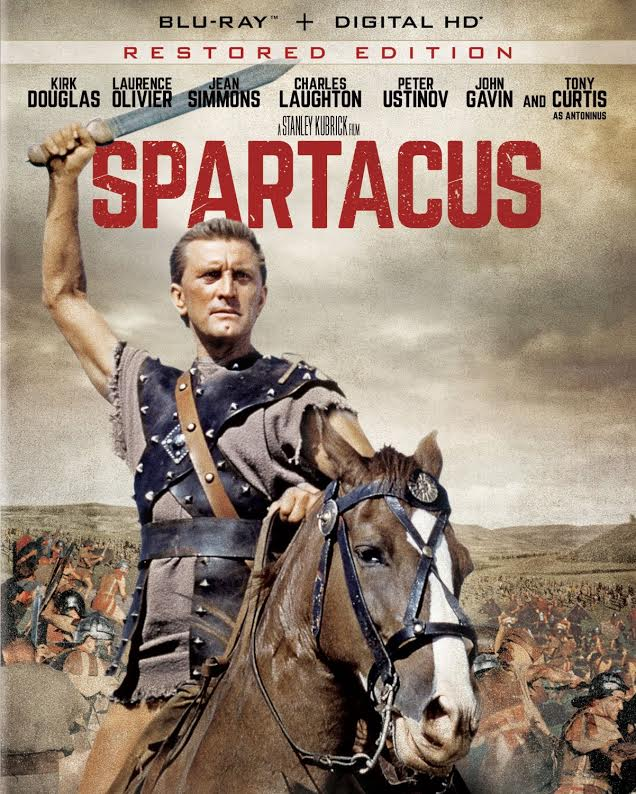'Spartacus' Blu-ray Restored Edition