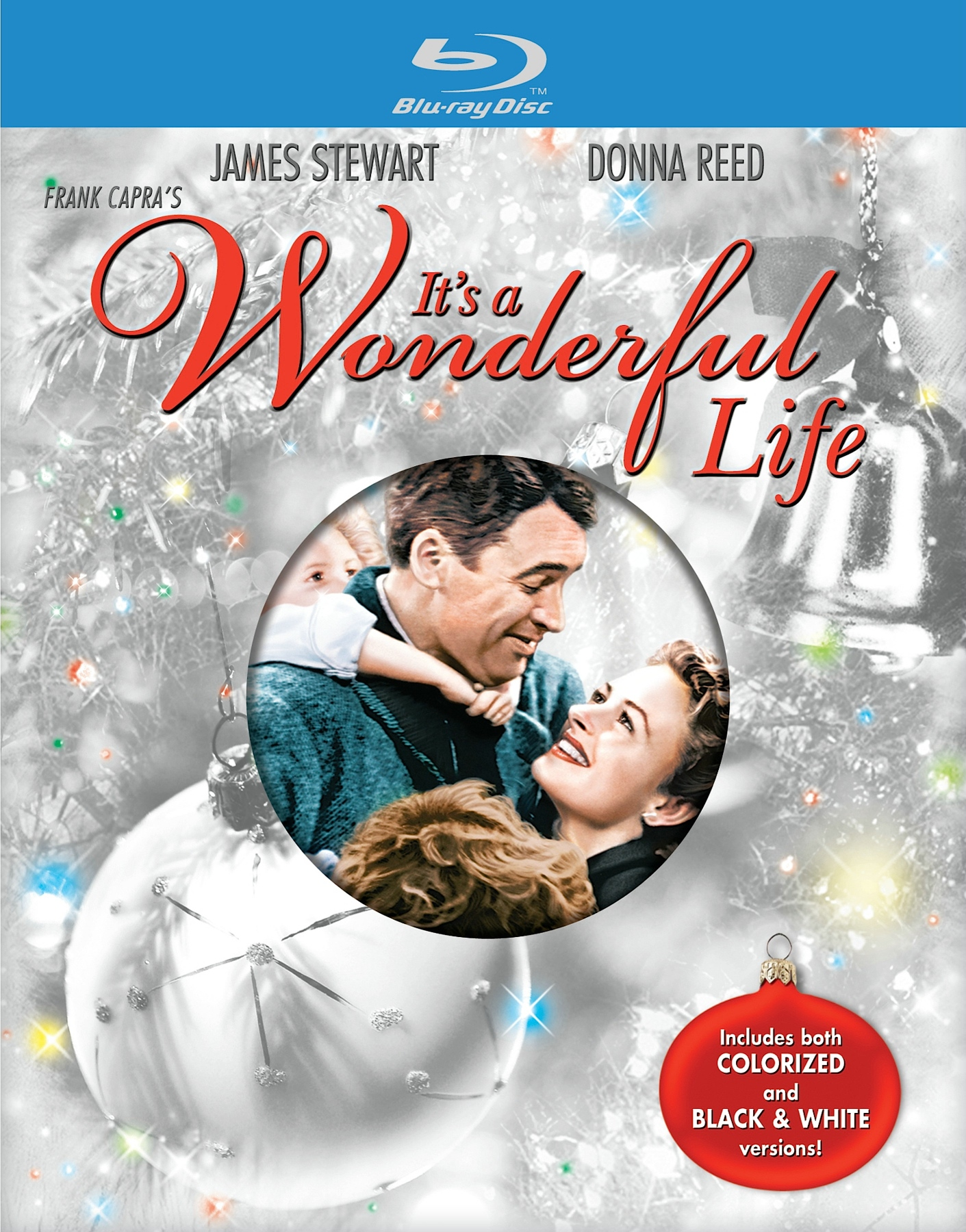 'It's a Wonderful Life' Platinum Anniversary Edition Blu-ray