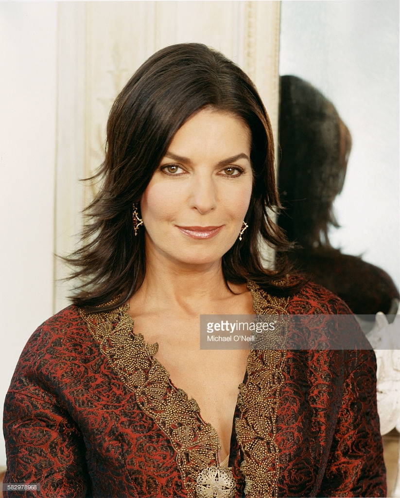 Sela Ward talks about Graves