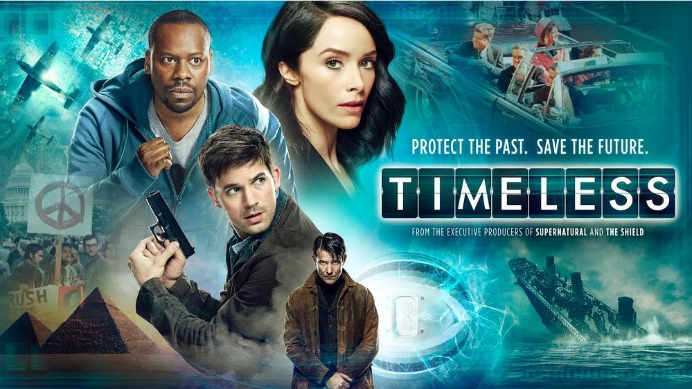 'Timeless' Comes to NBC