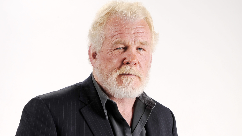 Nick Nolte Returns to TV in 'Graves'