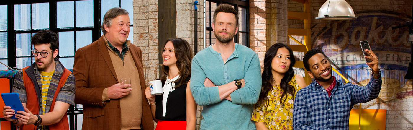Joel McHale, 'The Great Indoors', and the Generation Divide