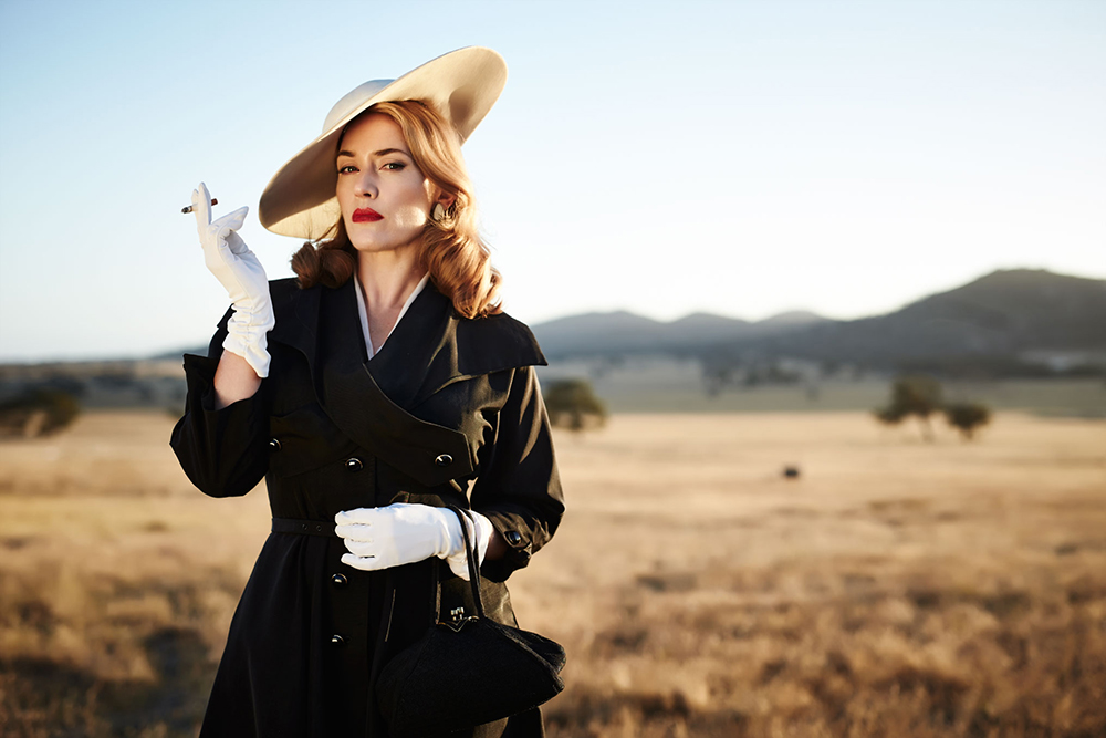 The Dressmaker with Kate Winslet