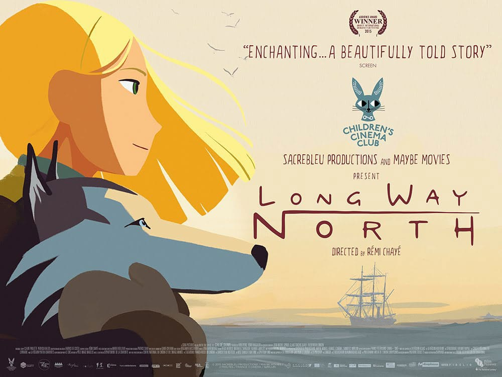Long Way North Review & DVD Giveaway
