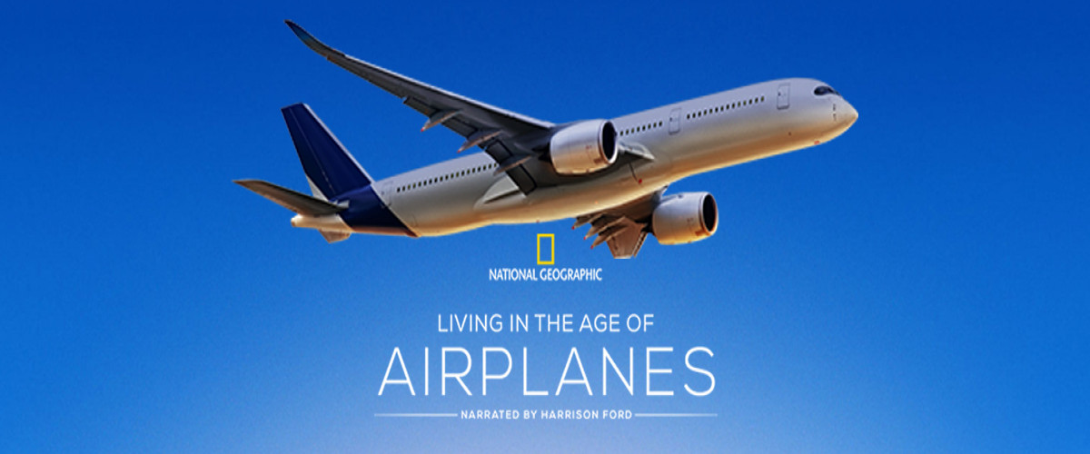 Living in the Age of Airplanes Review