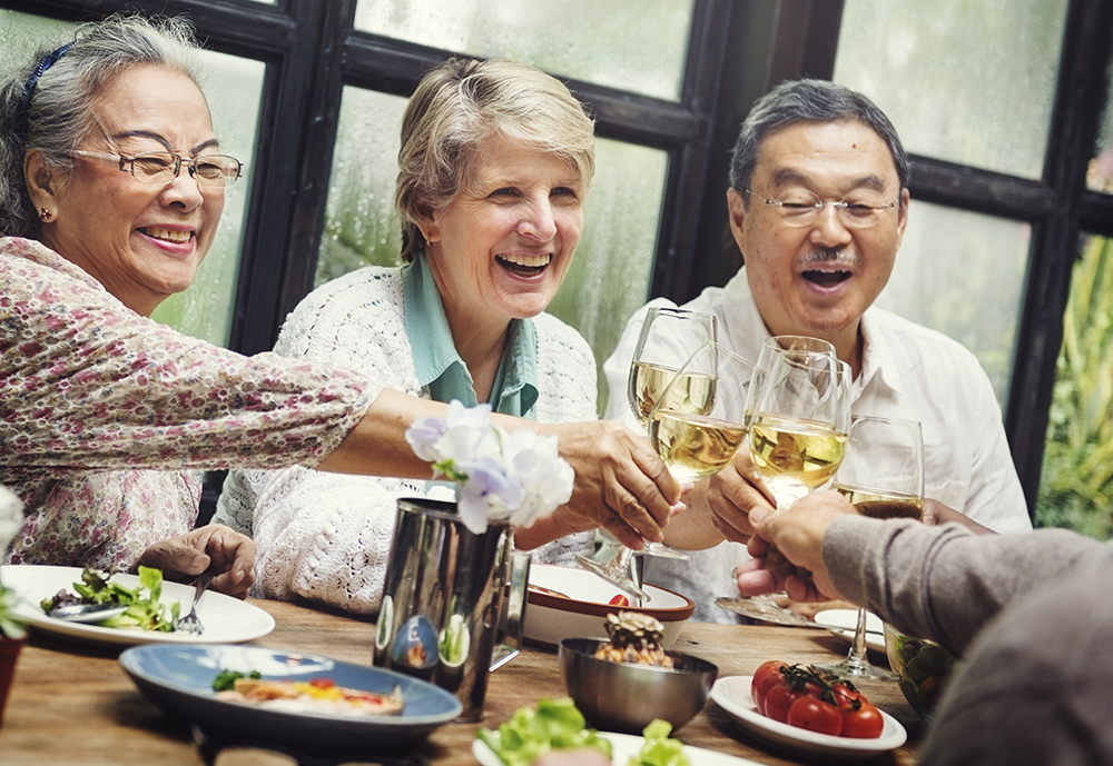 Fun Activities for a Senior Citizens' Home to Ring in the New Year All Month