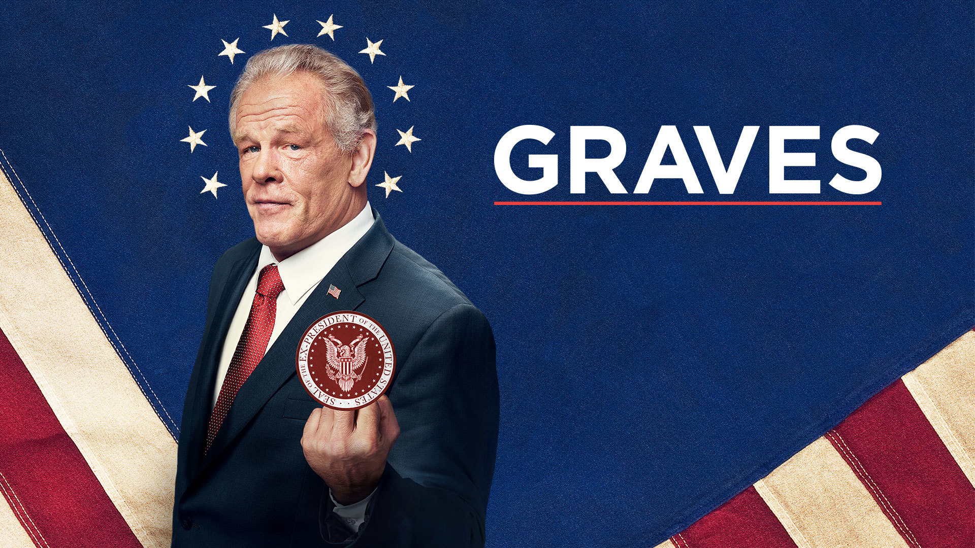 'Graves' Season 1 on DVD