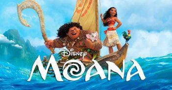 Disney - Moana comes home
