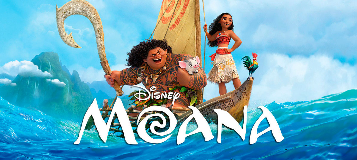 "Disney's ""Moana"" comes home"
