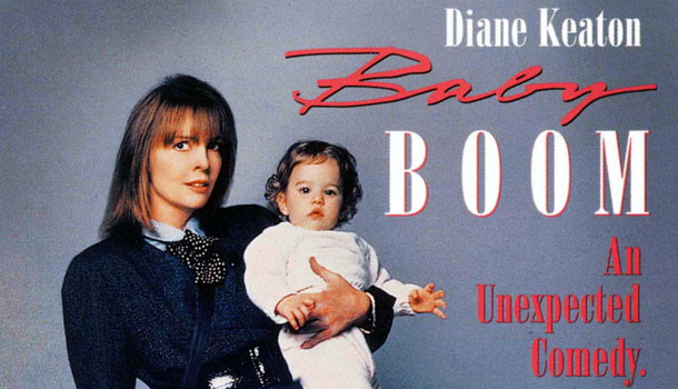 Baby Boom with Diane Keaton on Blu-ray from Twilight Time