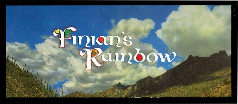 'Finian's Rainbow' on Blu-ray
