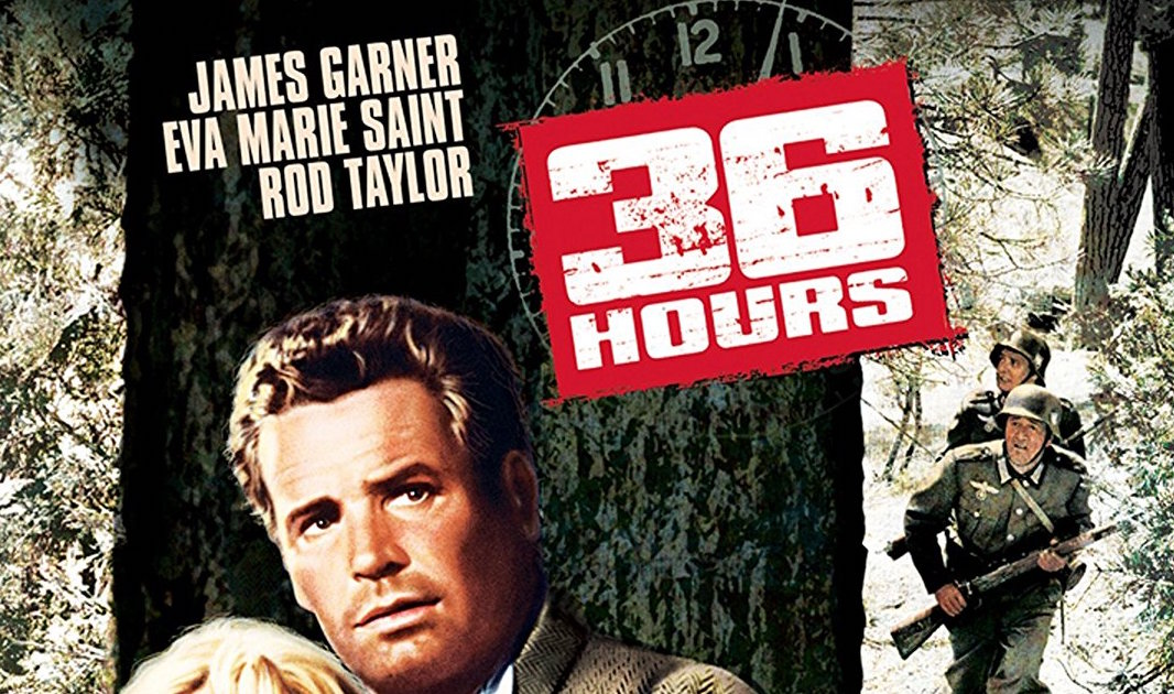 36 Hours on Blu-ray from Warner Archive Collection