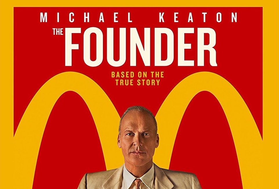 The McDonalds Story Told: The Founder on Blu-ray