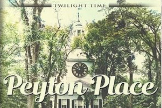 Peyton Place on Blu-ray from Twilight Time