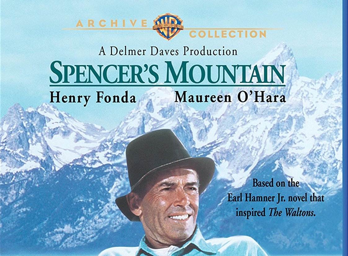 'Spencer's Mountain' in stunning HD on Blu-ray