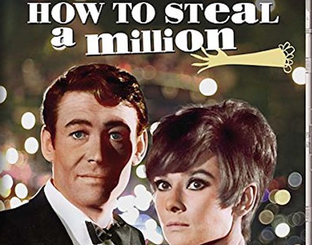 Audrey Hepburn stars in 'How to Steal a Million' on Blu-ray