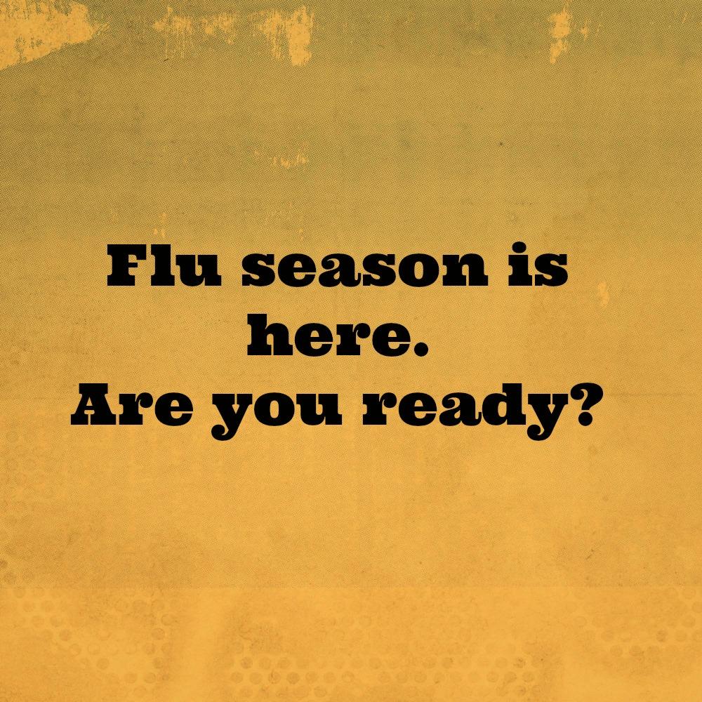 Flu season is just around the corner: 5 things seniors should know